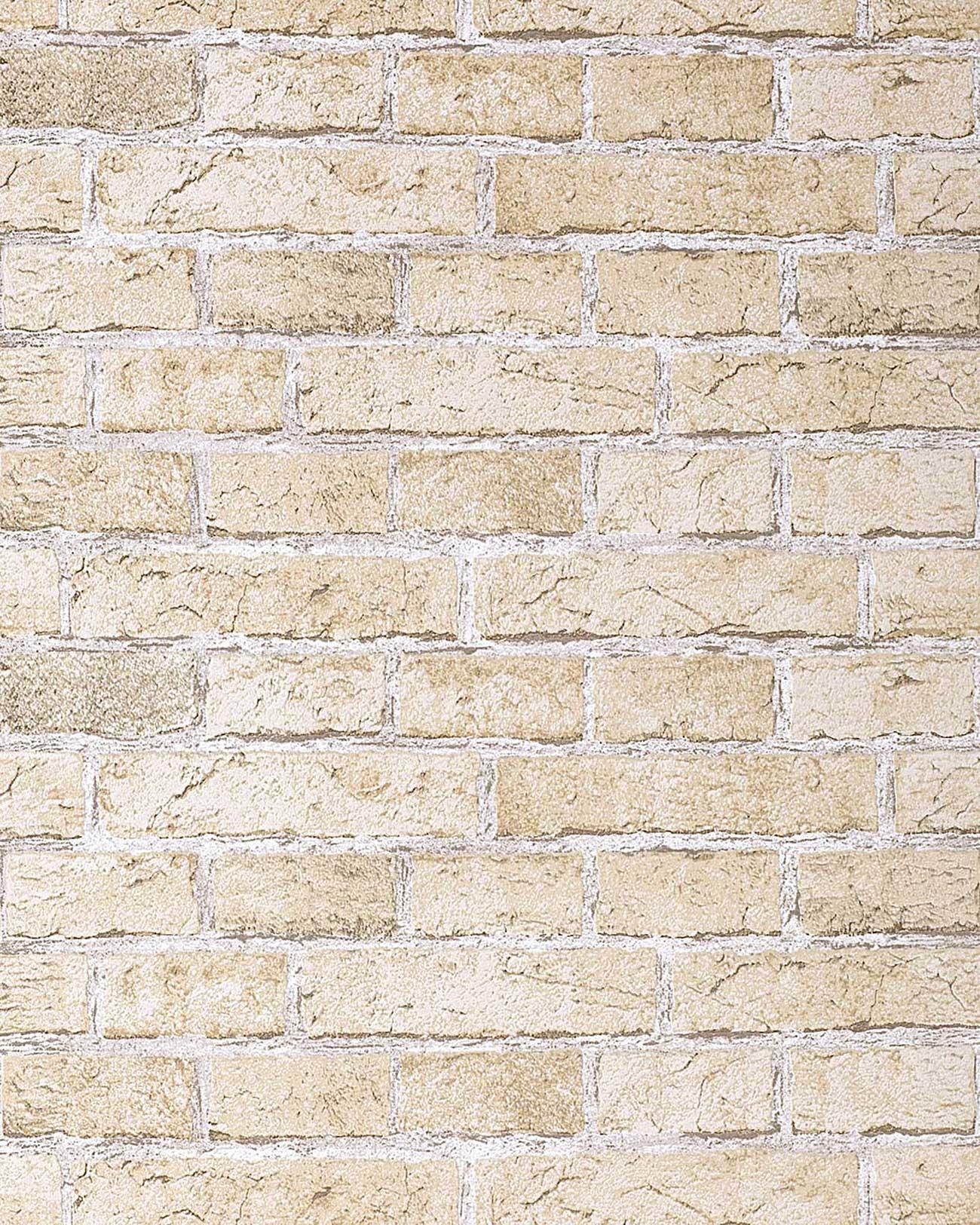 carta da parati muro di mattoni edem 583 20 invecchiato