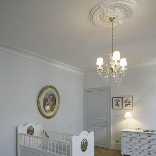 Stuckleiste orac decor c218 luxxus zierleiste eckleiste for Les gorges en platre