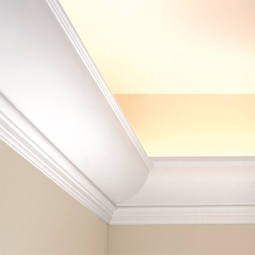 Cornice Moulding Indirect lighting Ceiling coving ...