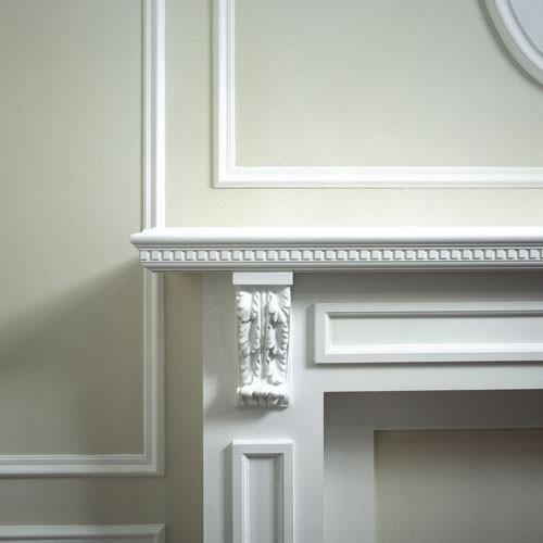 Friesleiste stuck orac decor p6020f luxxus flexible wandleiste zierleiste dekor profil - Wand zierleiste ...