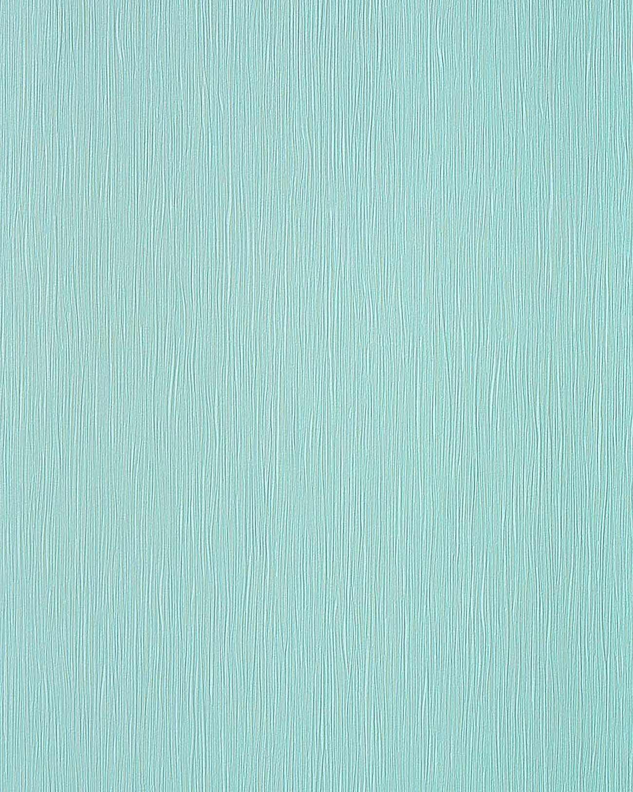 Unitapete EDEM 118-26 Tapete gestreift Vinyltapete gute Laune Farbe hell-türkis perlmutt