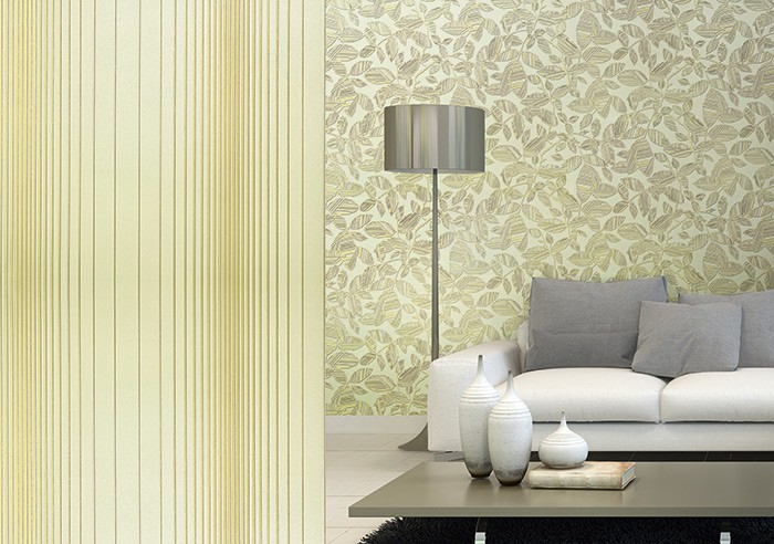 papier peint fleurs xxl intiss edem 923 36 dessin floral l gant effet m tallique marron rouge. Black Bedroom Furniture Sets. Home Design Ideas