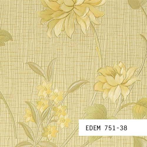 Papier peint chantillon edem 751 series papier peint floral style asiatique - Papier peint asiatique ...