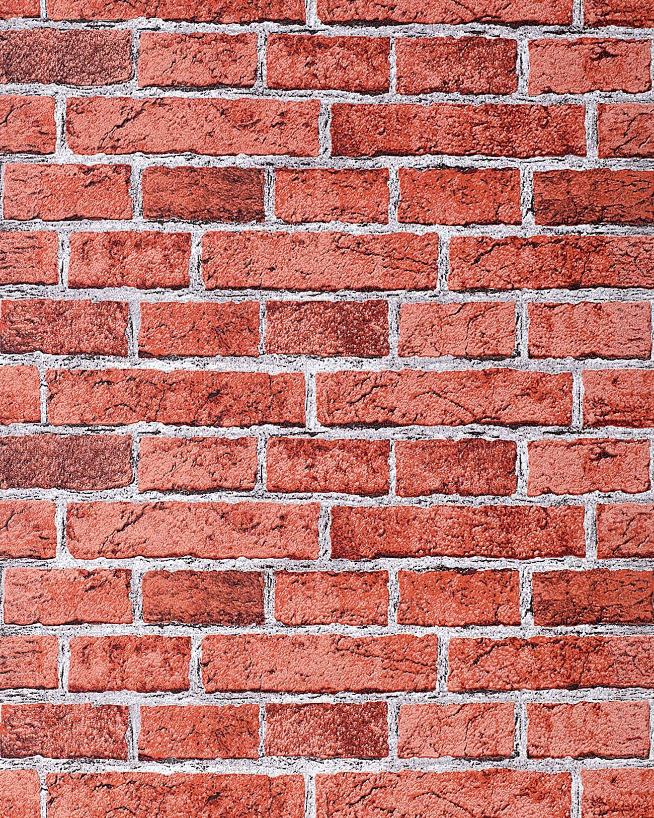 Papier peint design vintage rustique edem 583 24 aspect mur de briques bric - Photo de mur en brique ...
