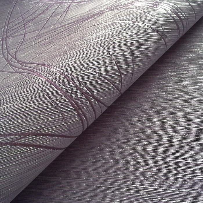 Papier peint lessivable lignes fines ton sur ton edem 1020 14 aspect m tallic - Papier peint ton sur ton ...