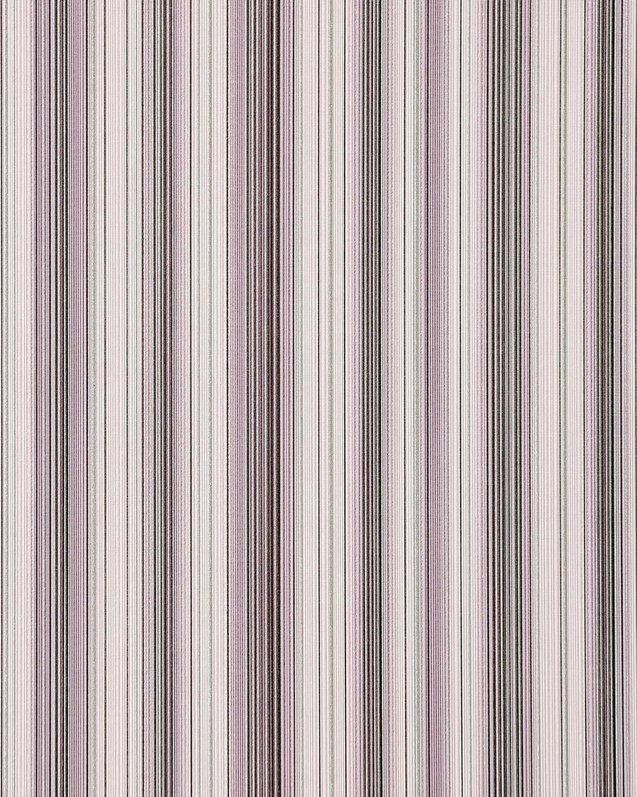 papier peint en vinyle dessin rayures splendides edem 097 24 et moderne pr cieux violet lilas. Black Bedroom Furniture Sets. Home Design Ideas