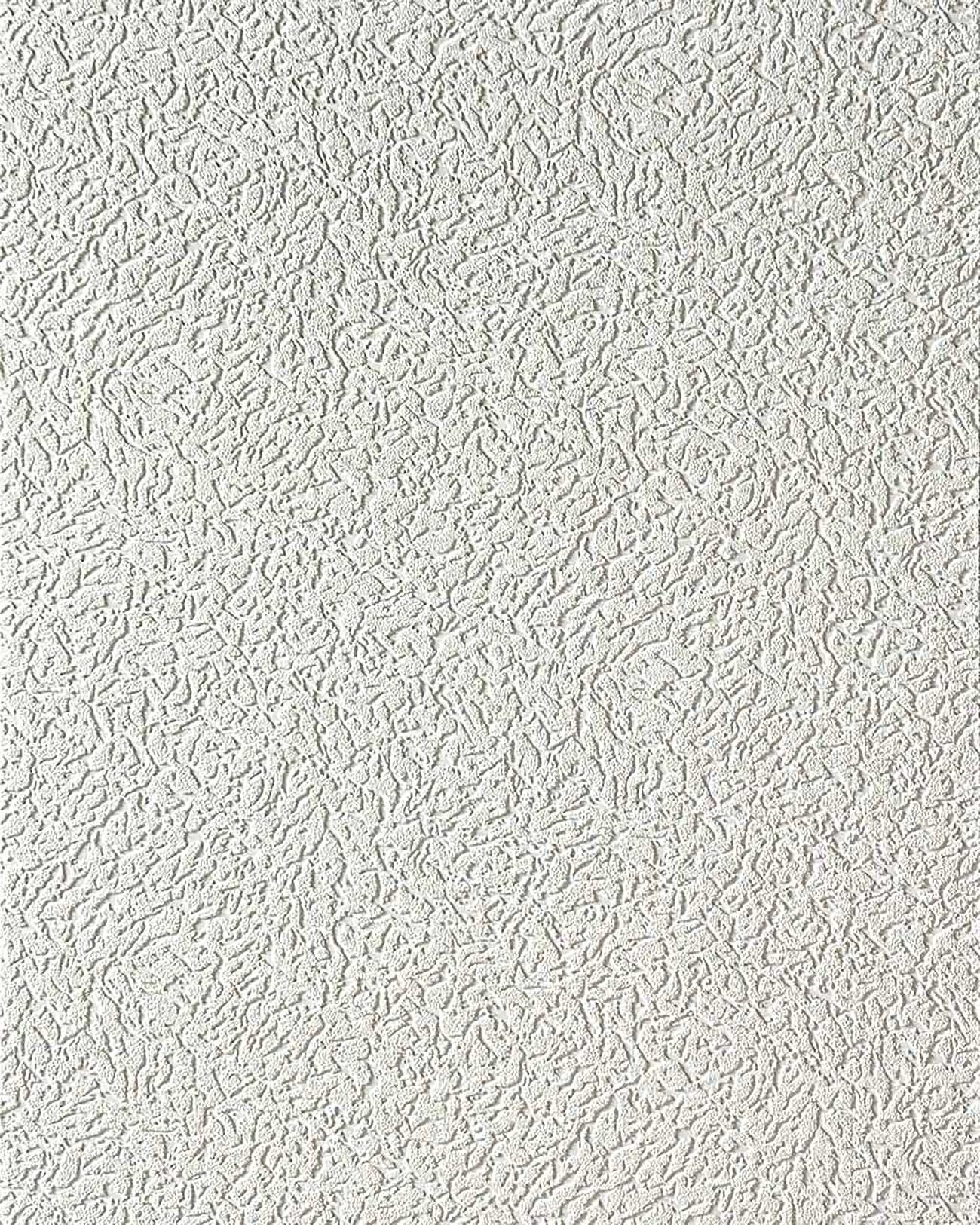 Papier peint blanc effet papier ingrain 1 carton de 9 - Sous couche papier peint ...