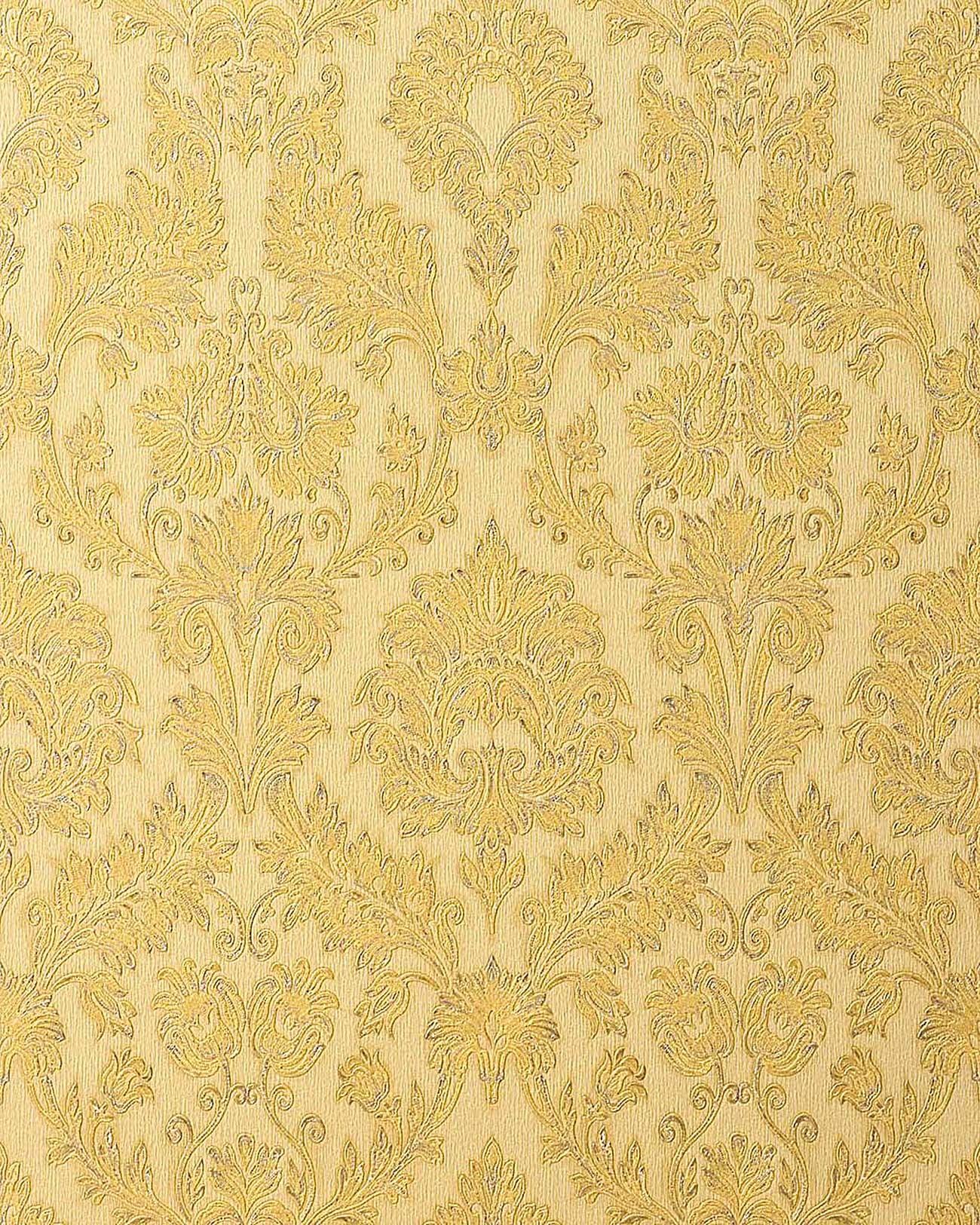 papier peint style baroque edem 708 31 beige cr me dor